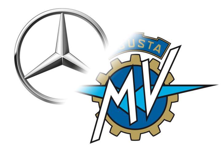 Mercedes MV Agusta