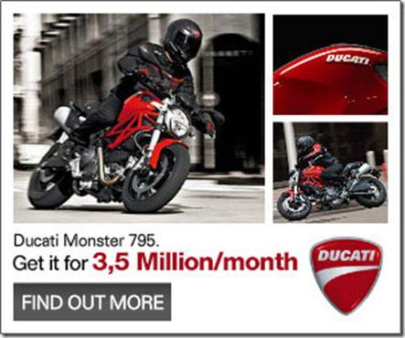 Promo Ducati 2
