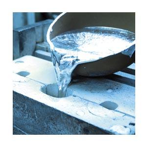 Alumunium casting