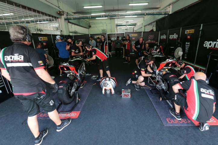Aprilia MotoGP 2