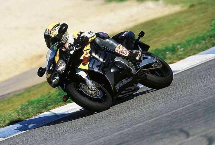 1996 Honda CBR900 Fireblade