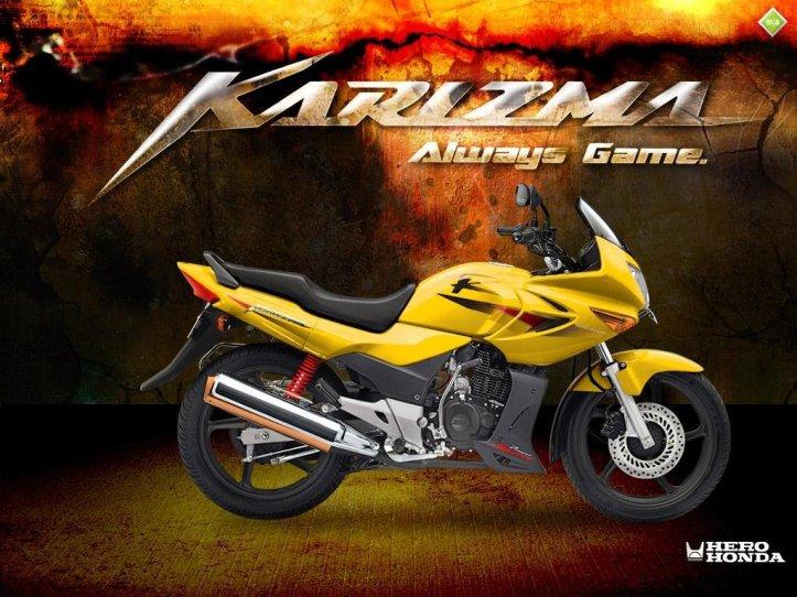 Hero Honda Karizma ZMR