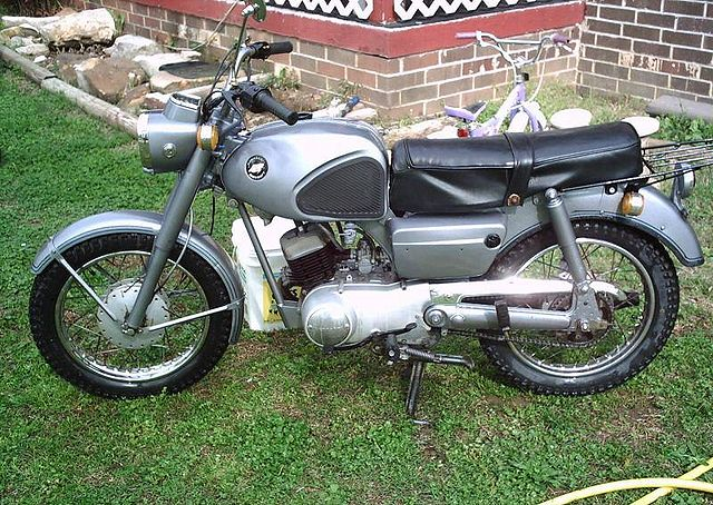 Kawasaki-Meguro B8