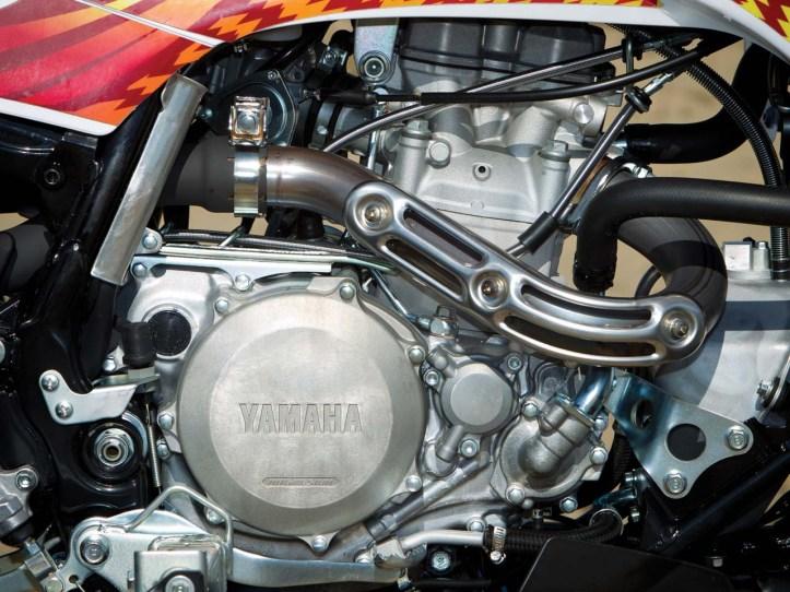 Magnesium Yamaha YFZ 450