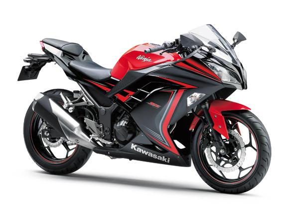 Ninja 250 2015 2
