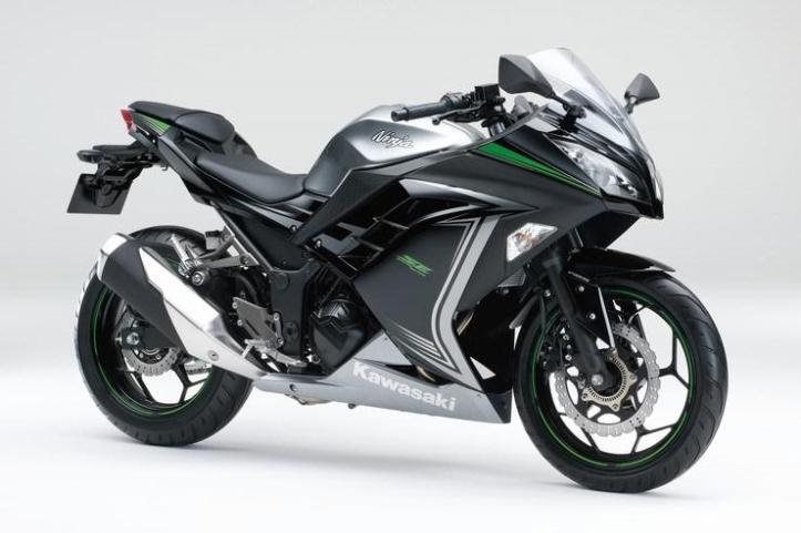 Ninja 250 2015