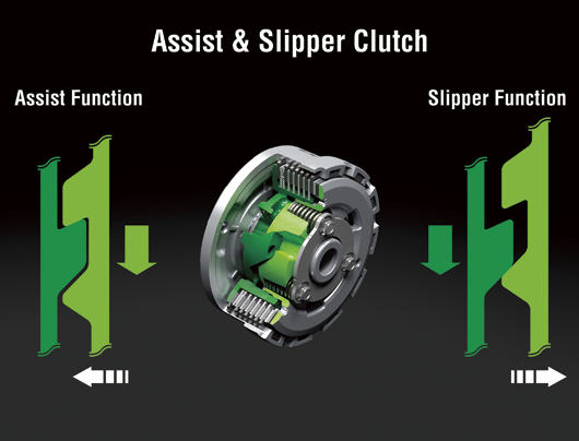 Ninja 250 Assist & Slipper Clutch