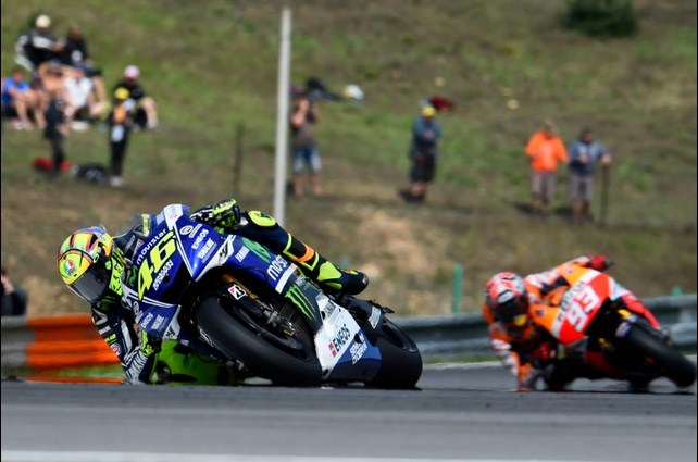 Rossi vs Marc