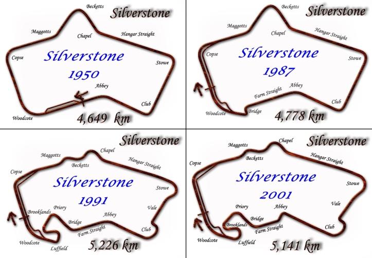 Silverstone Generations