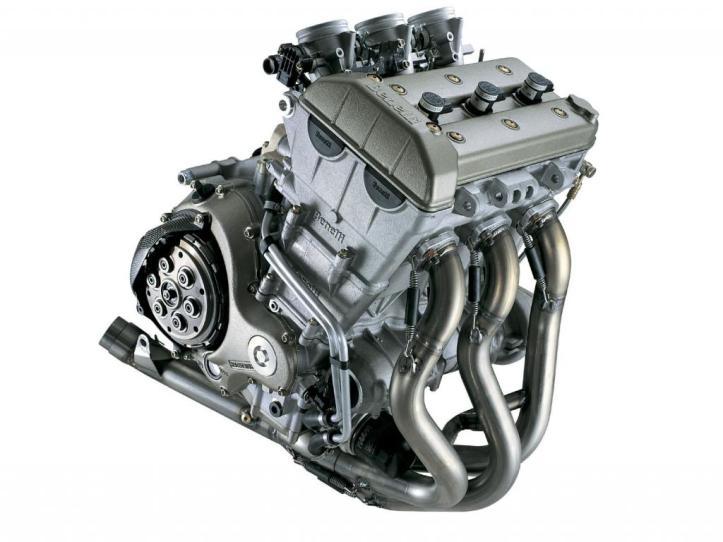 Tornado Tre 900 Engine