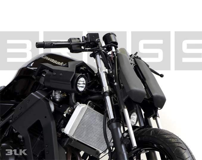 Brasse 31BLK Kawasaki Ninja 250 2