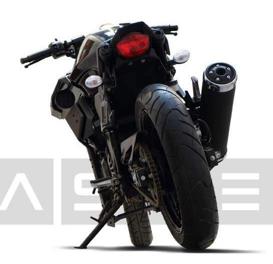 Brasse 31BLK Kawasaki Ninja 250 5