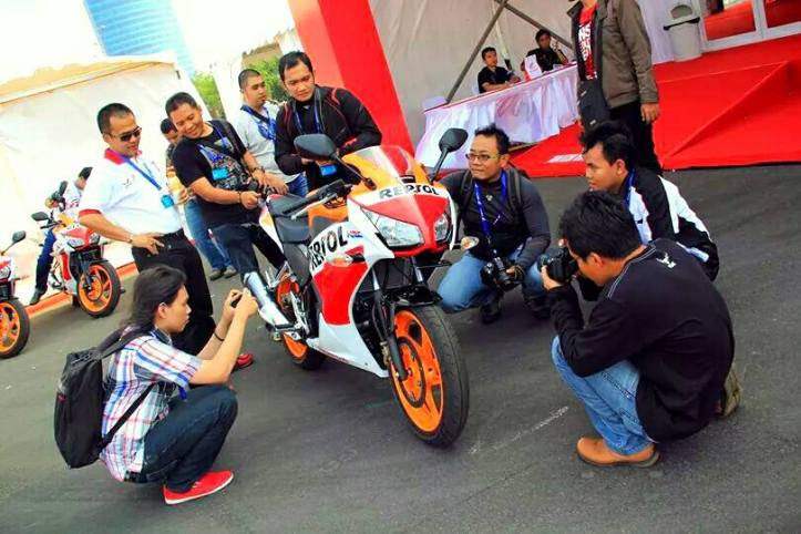 CBR with Blogger