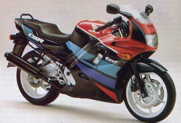 CBR600F2