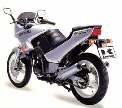 GPZ250R 3