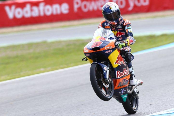 MOTORSPORT - MotoGP, tests