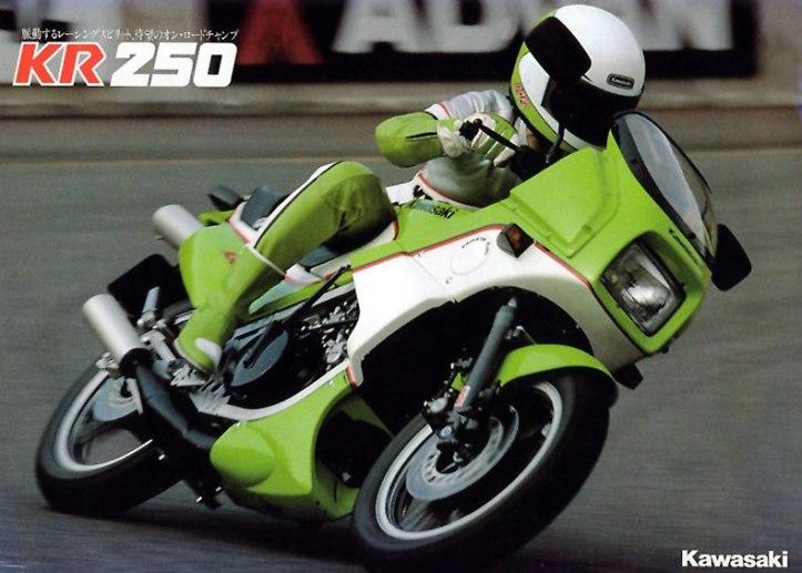 KR 250 Speed