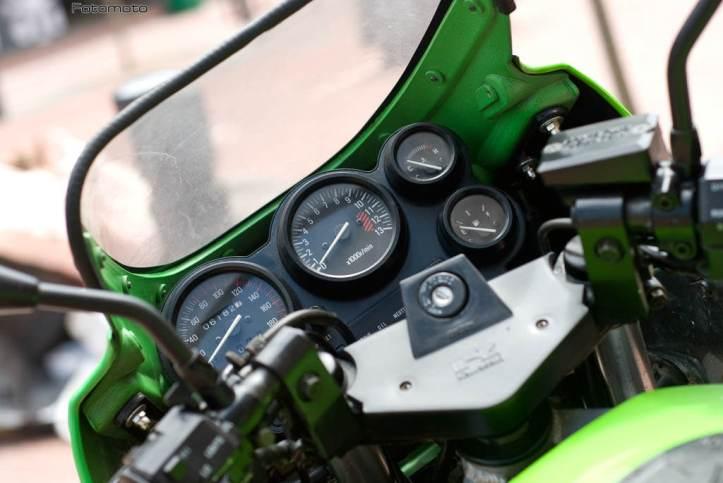 KR250 Speedo