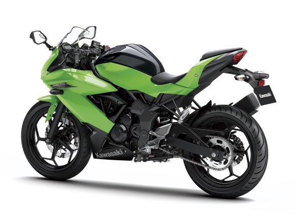 Ninja 250 SL 4