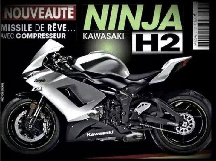 Ninja H2 Rendering