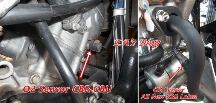 o2 Sensor CBR
