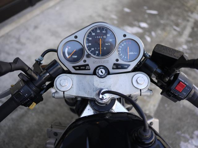 TV250 Speedo 2