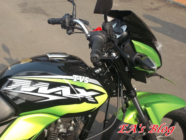 TVS Max 7