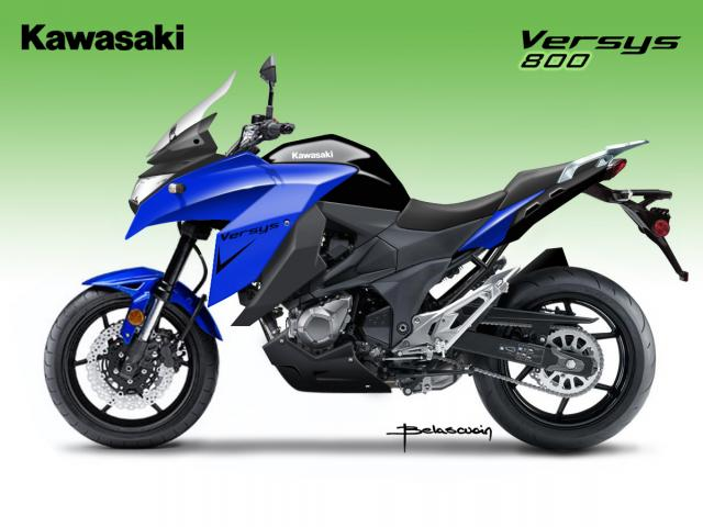 Versys 800