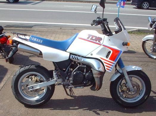 Yamaha TDR 50 2