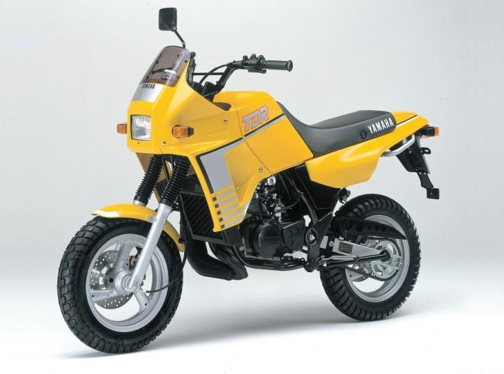 Yamaha TDR 50