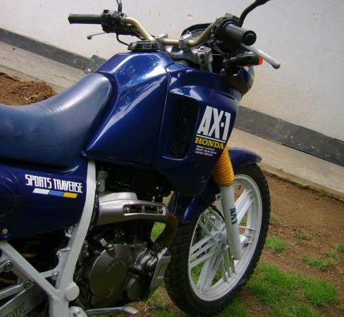 AX-1 2