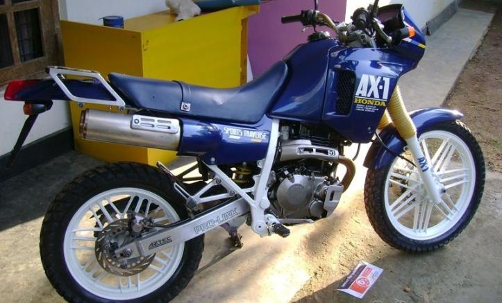 AX-1 3