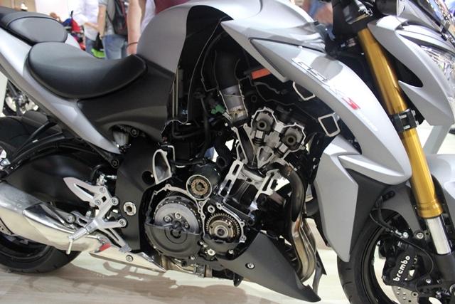 GSX-S 1000 6