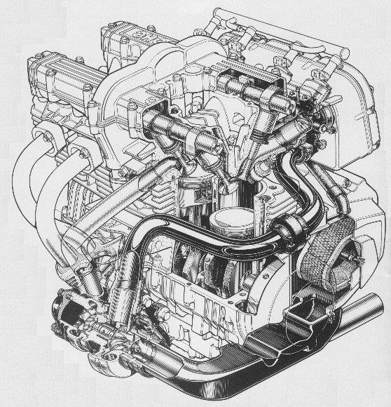ZX750 Turbo Parts