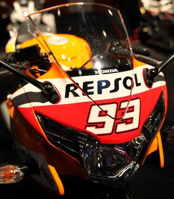 CBR 125R Repsol Edition 2015 3