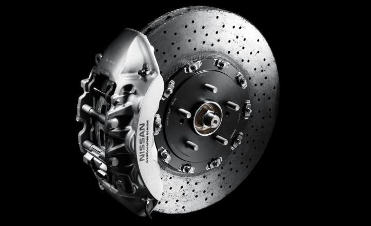 Ceramic Disc Brake 3