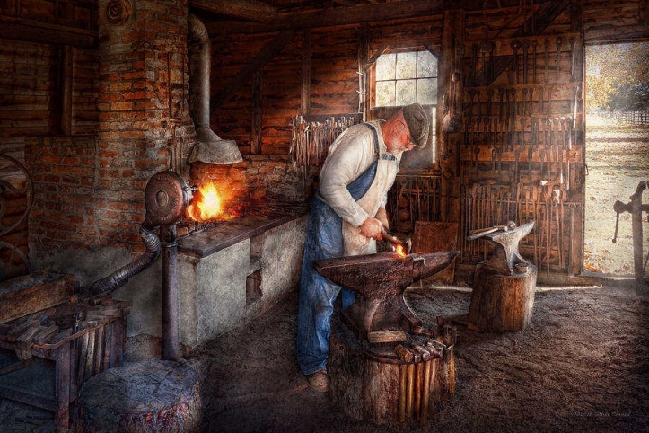 Forged Blacksmith
