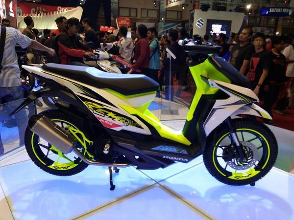 Honda Remix 5