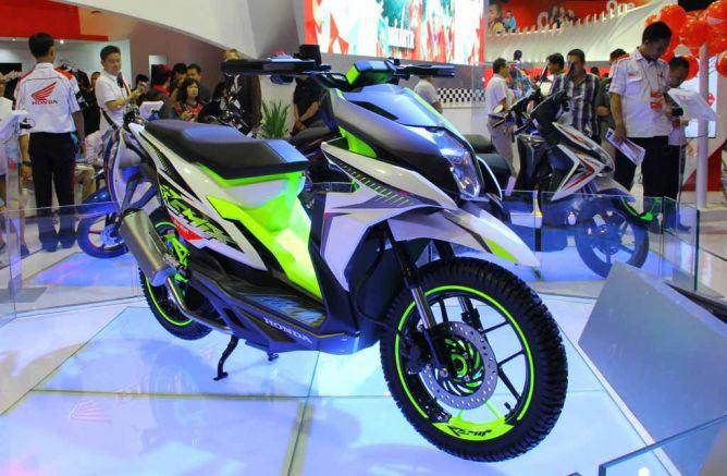 Honda Remix 6
