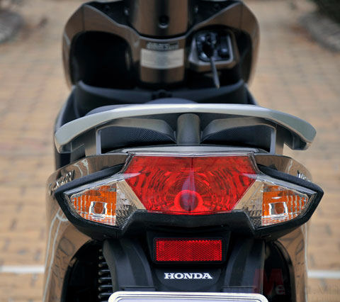Honda Spacy 2015 4