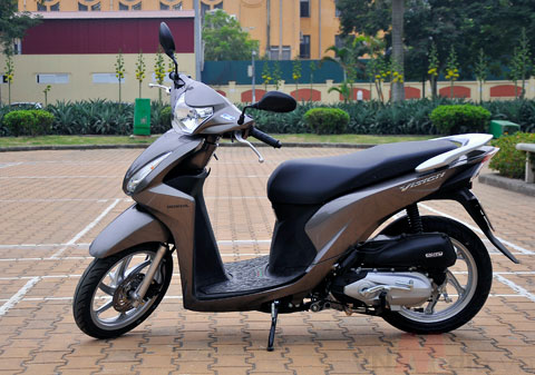 Honda Spacy 2015 8