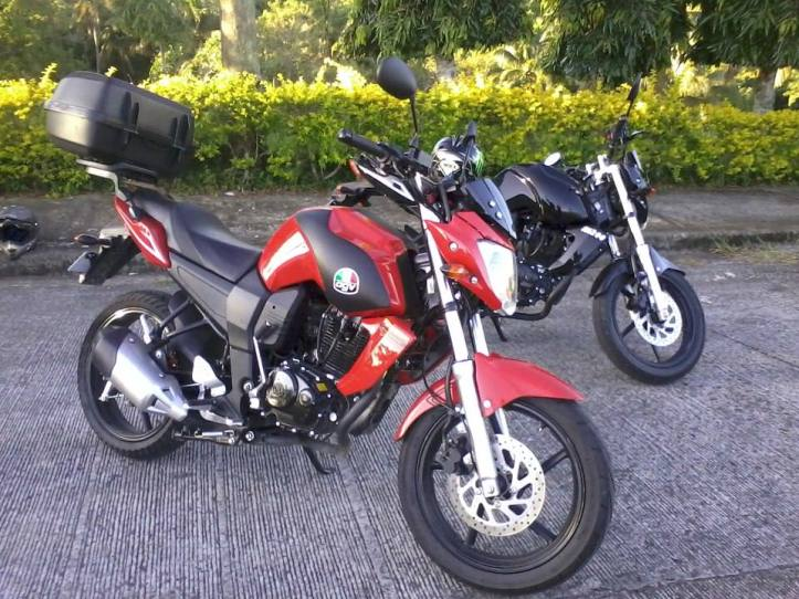 MotoPosh MK200 Kloning Byson 4