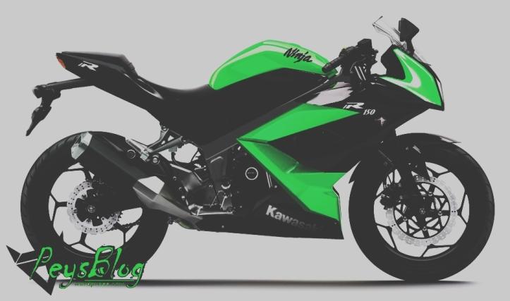Ninja 150 4-Tak Main