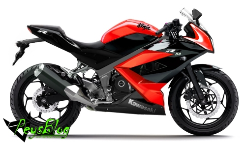 Ninja 150 4-Tak Merah