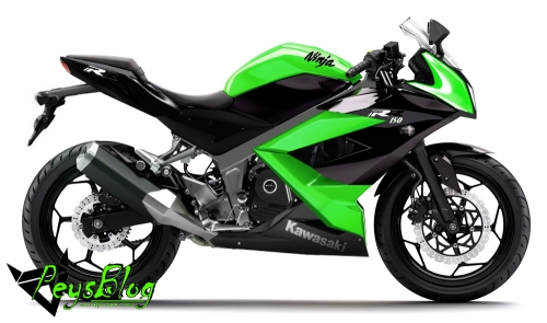 Ninja 150 4-Tak