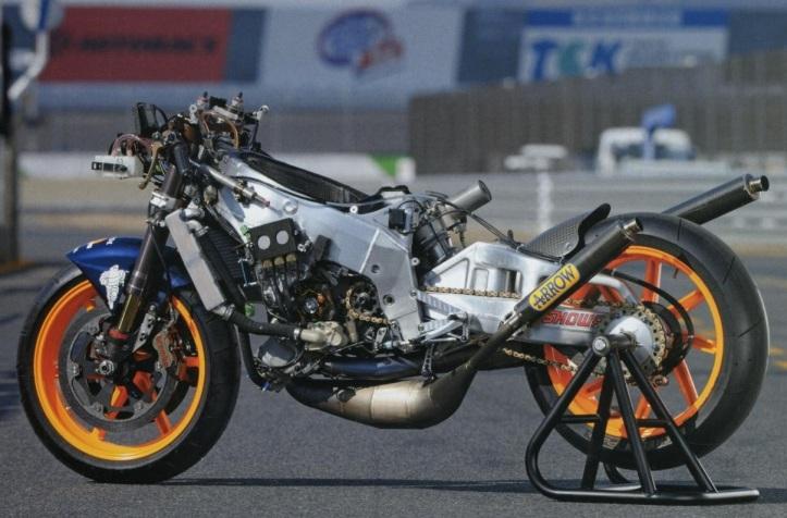 NSR500V 2