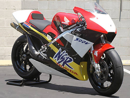 NSR500V