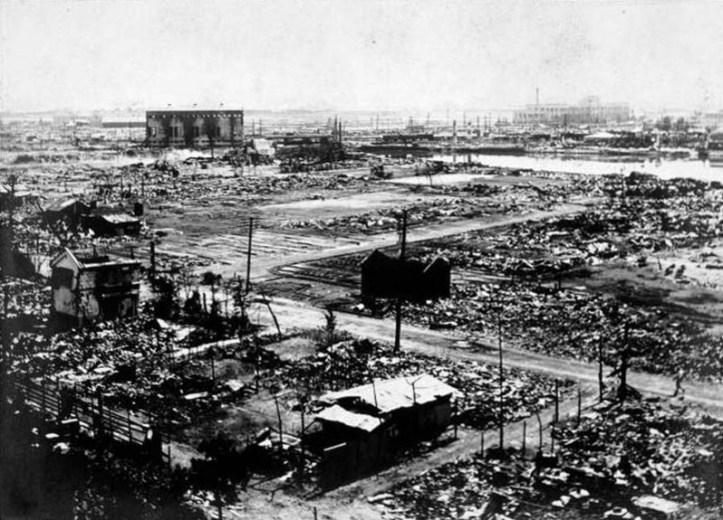 Suzuki Setelah Gempa Bumi