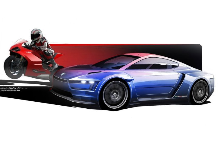 VW XL Sport 8