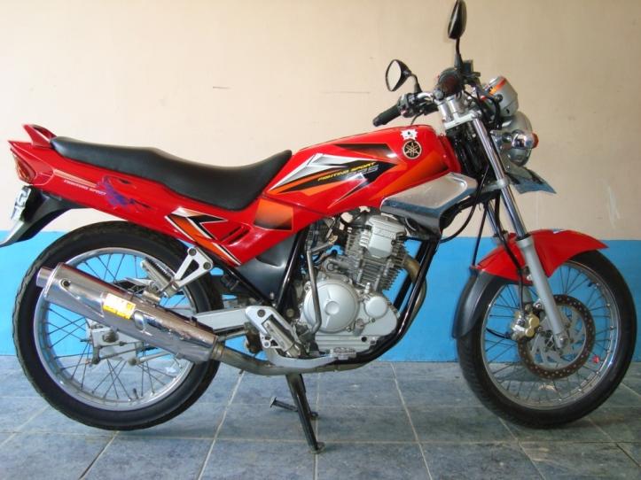 Yamaha Scorpio 2002